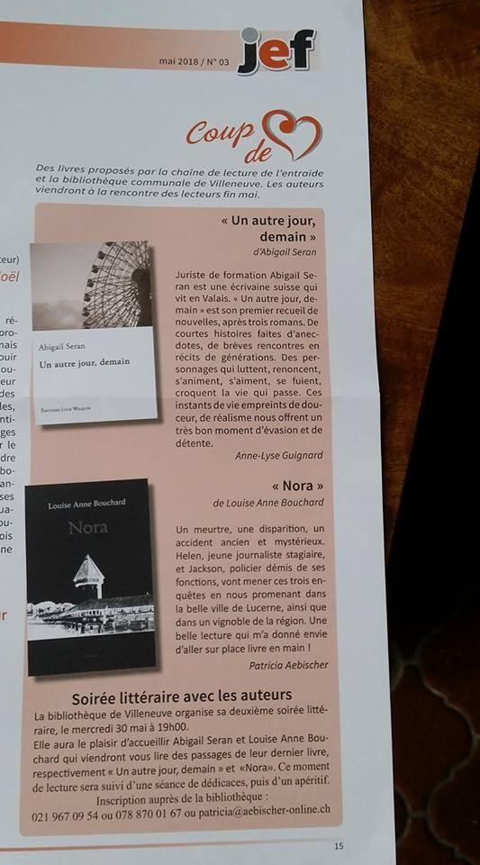 blog site de rencontre lavaux oron